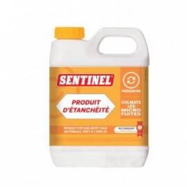 PRODUIT D'ÉTANCHÉITÉ bidon de 1L SENTINEL Produit d'étanchéité prêt-à-l'emploi pour microfuites et joints qui suintent
