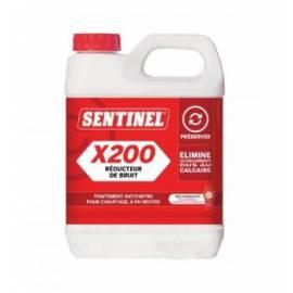 X200 RÉDUCTEUR DE BRUIT SENTINEL Traitement anticalcaire pour chauffage, à pH neutre