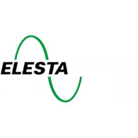 ELESTA Transmetteur d'humidité et de température mural alim. 24Vac, 2 signaux 0.10Vdc, IP20