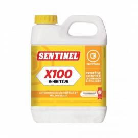 Inhibiteur X 100 SENTINEL pour installations de chauffage central bidon 1L