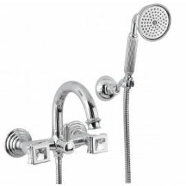 SANDRI Robinetterie Olympia bain-douche chromé