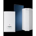 Combiné chaudière gaz condensation